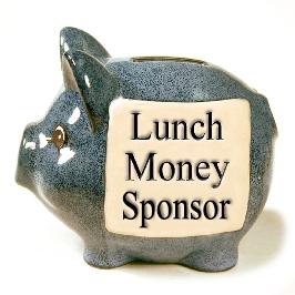Lunch Money Sponsor